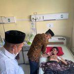 Sempat Menolak, Akhirnya Haji Uma Berhasil Membawa ke RS Pria Miskin Penderita Diabetes