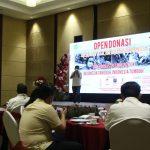 Dua Tahun Kepemimpinan Jokowi, Pemuda Indonesia Center Gelar Acara Donasi Amal