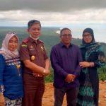 Kunjungan Kerja ke Aceh Selatan, Kajati Aceh Terpesona Puncak Sigantang Sira