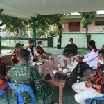 Dandim 0107/Asel Terima Kunjungan Silaturahmi Ormas Pemuda Pancasila Aceh Selatan