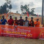 Ormas Pemuda Pancasila Aceh Gelar HUT di Sigantang Sira dan Buka Gerai Vaksinansi Covid–19